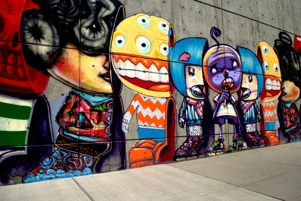 Graffiti History 10 Important Moments