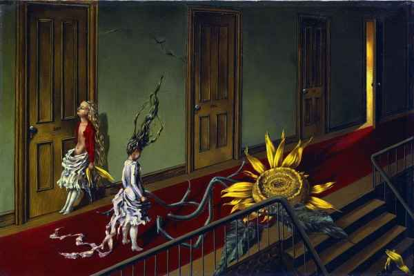 Female Surrealists Women Artists In Male-dominated