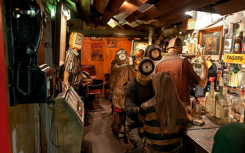 Image result for edward kienholz the beanery