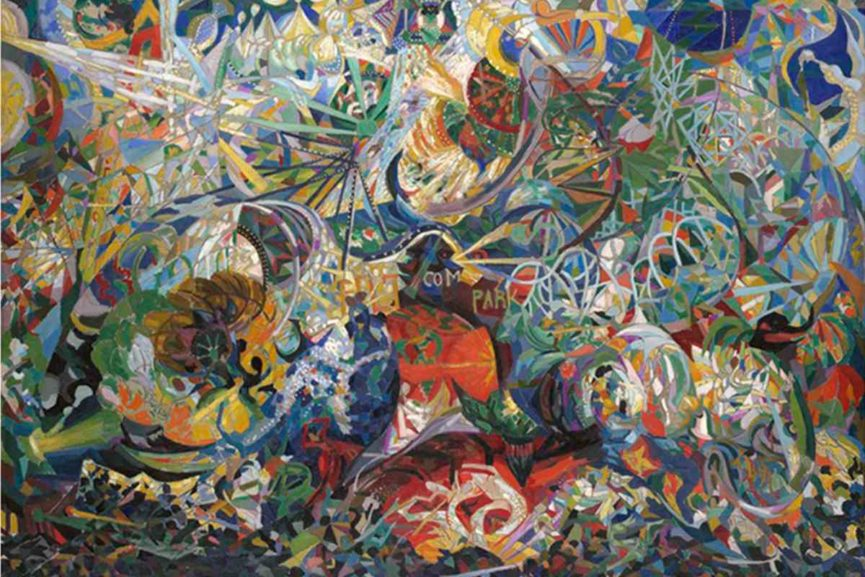 Futurism In Art  A Different Kind Of Vision For Our Today