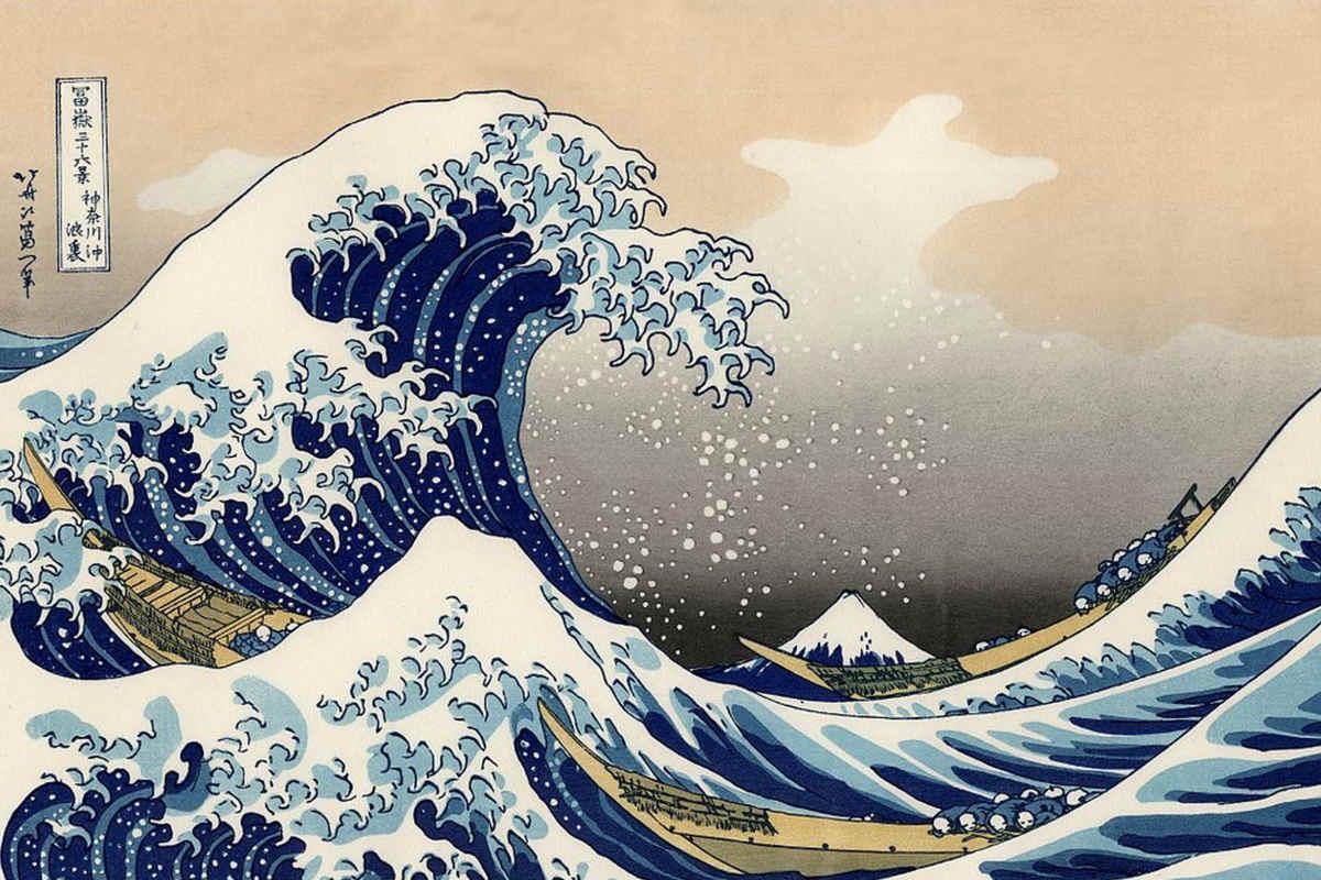 the great hokusai why