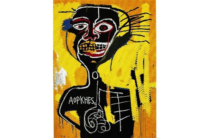 Jean-Michel Basquiat – Placeholder Untitled II (Suite of 4 works) | Widewalls