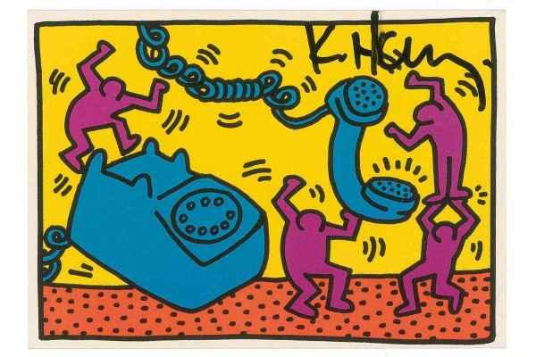 Street Art Legends Of Keith Haring Widewalls
