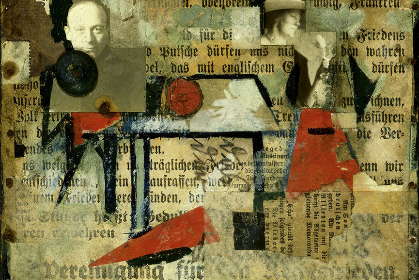 Image result for dada art 1920 schwitters