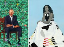 The Official Obama Portraits by Kehinde Wiley and Amy ...
