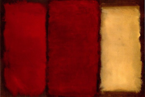 Color Field Painting Today Heritage Of Mark Rothko