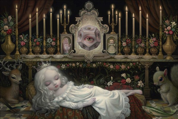 Mark Ryden Pop Surrealism