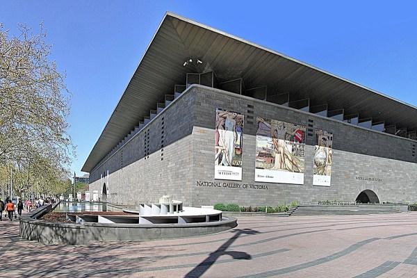Melbourne Australia Art Museum