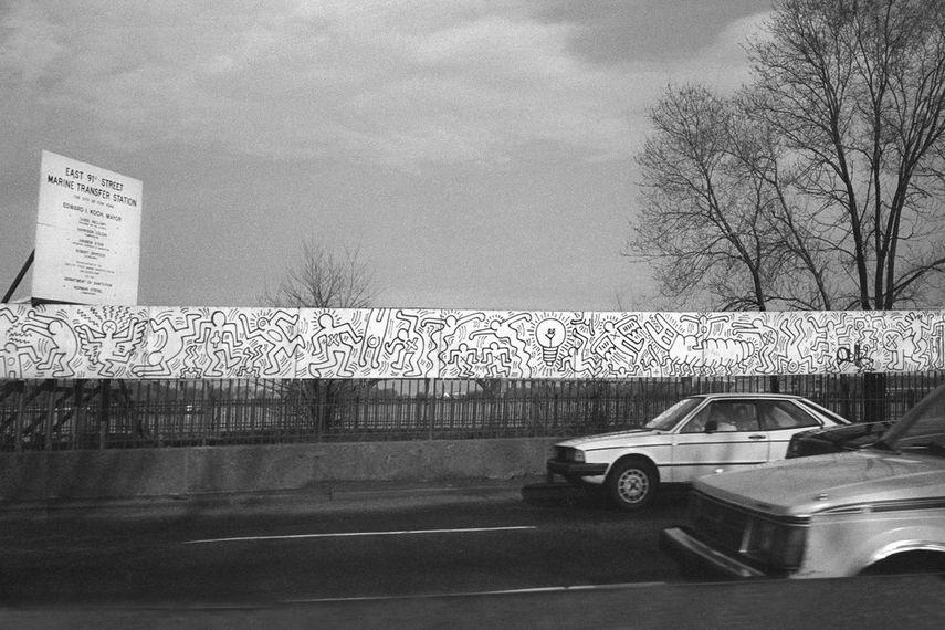 Untitled (FDR NY), 1984