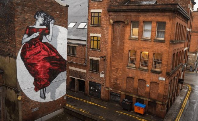 Nuart Aberdeen 2018 A Revolution Of The Ordinary Widewalls