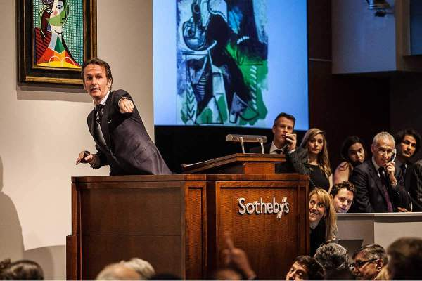 Art Auction Autumn Season Of 2015 Successful