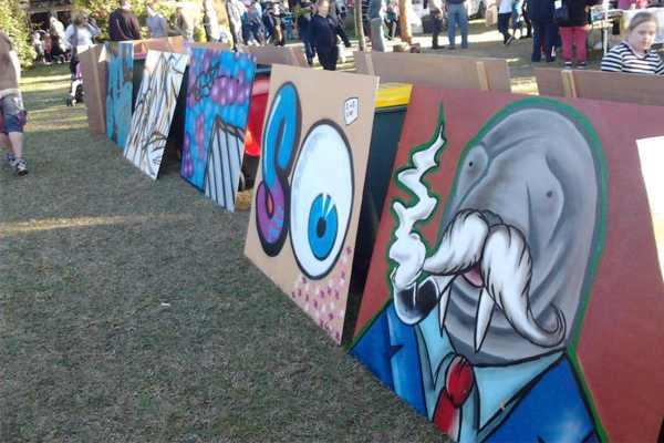 Urban Art Inherently Postmodern Widewalls