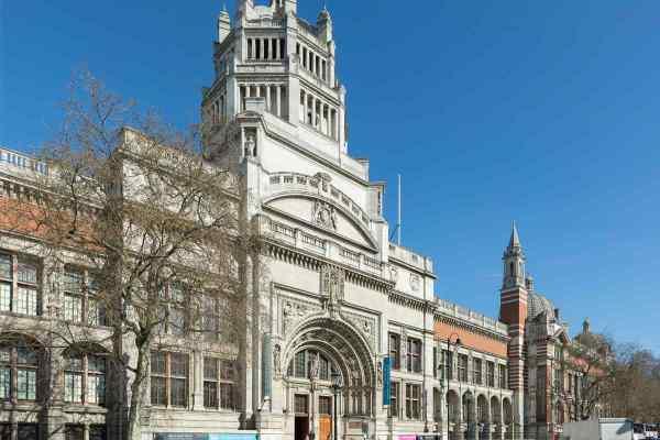 Famous London Art Museum