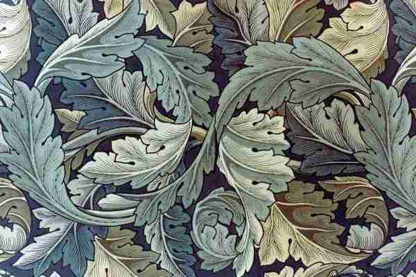 William Morris Pattern Names