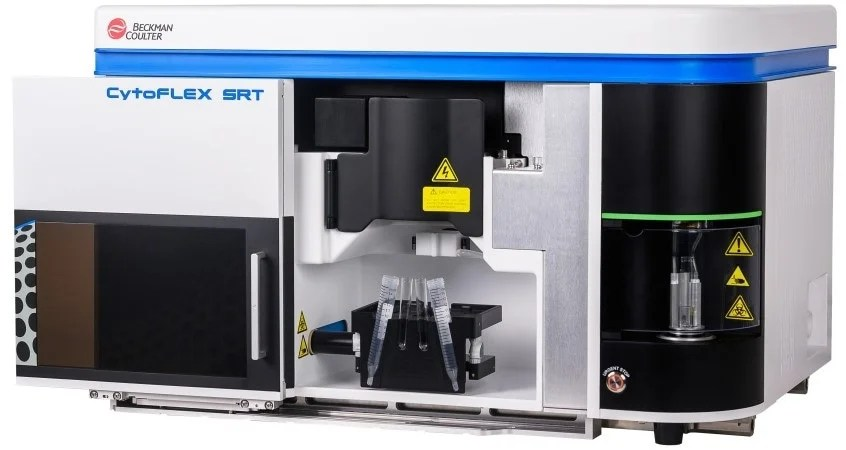 Beckman Coulter Life Sciences launches a new generation of CytoFLEX SRT desktop cell sorting
