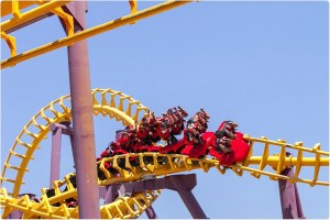 Cleaning frequency key to limit the spread of SARS-CoV-2 in theme parks