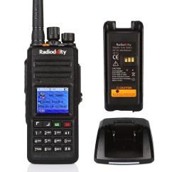 7 Way Navigation Chinese 6 Pin Dc Cdi Wiring Diagram Radioddity Gd 55 10w Dmr Ip67 Digital Two Radio Uhf
