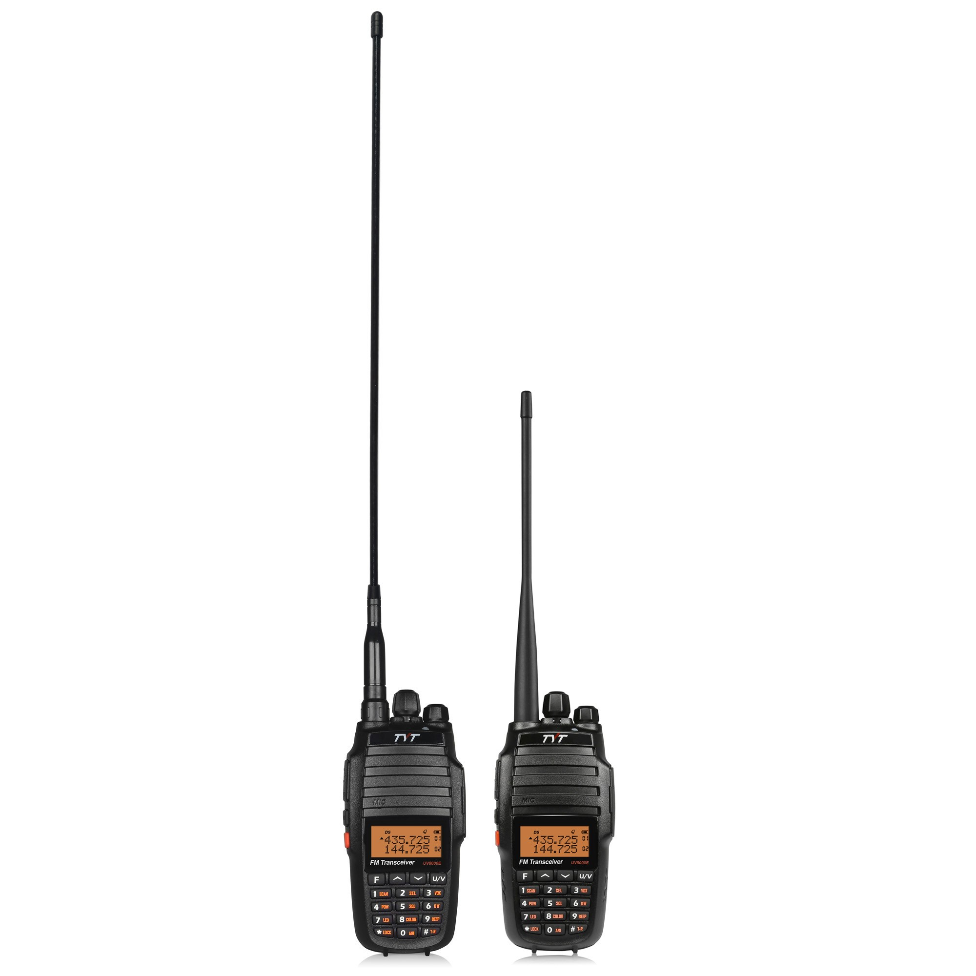2016 TYT UV8000E VHF/UHF 10W FM Cross-band Repeater