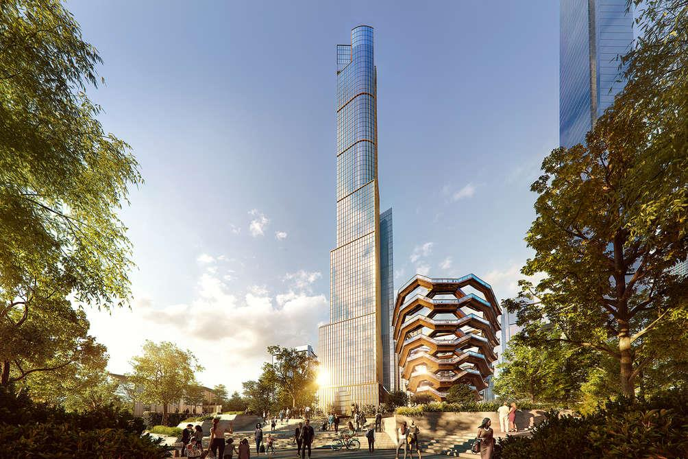 35 Hudson Yards  Plan and Unit Pricing