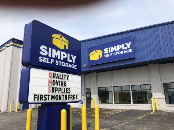simply self storage st