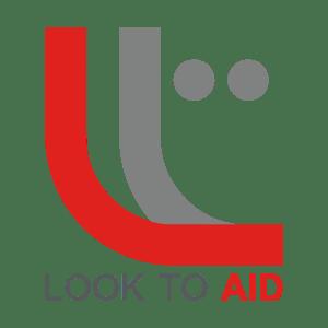 Logo Look To Aid: multicamera streaming platform