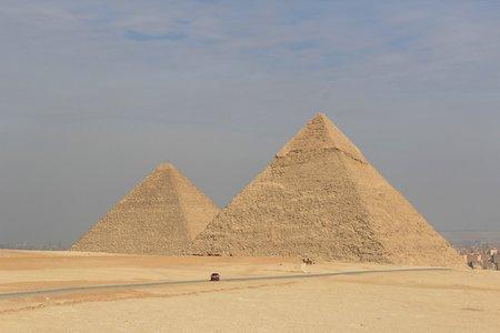 エジプトといったらピラミッド