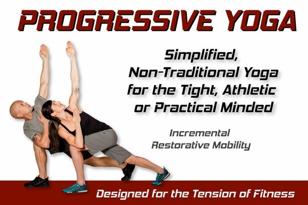 Progress Yoga