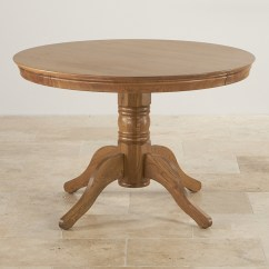 Pedestal Table And Chairs Chair In Chinese Round Rustic Oak Furniture Land