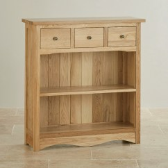 Oak Furniture Land Living Room Sets Clean Tiles Cairo Natural Solid Small Display Unit By ...