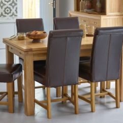 Chairs Dining Table Steelcase Think And 8 Room Sets Oak Furnitureland