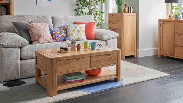 oak furniture land living room sets pictures of gray walls romsey range stylish solid