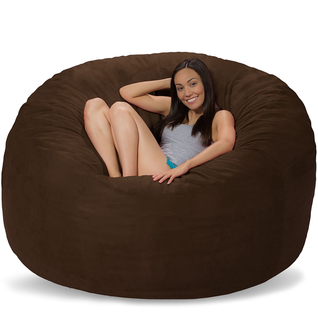 Beanbag Chairs Large Bean Bag Chairs Oversized Bean Bags Get Comfy