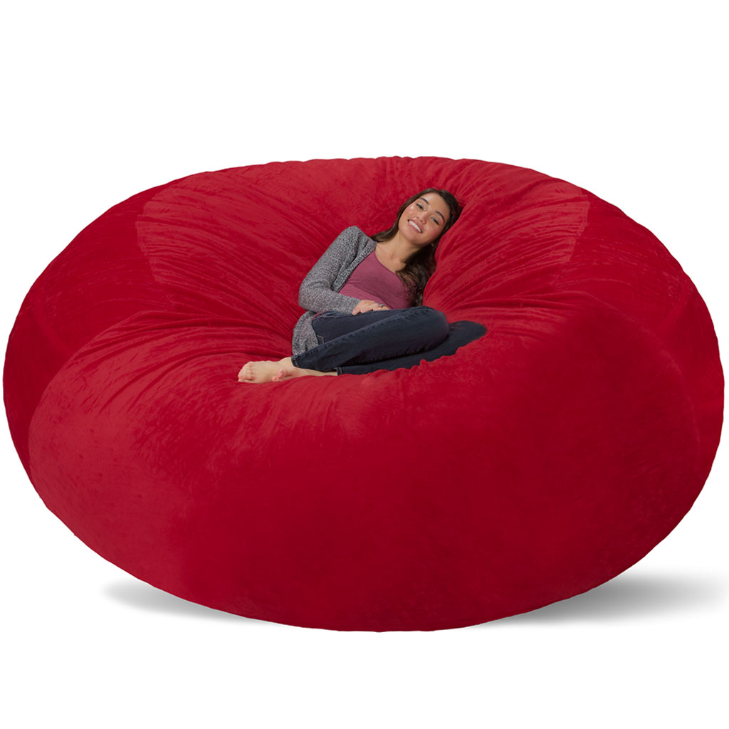 Oversized Bean Bags Chairs Giant Bean Bag Chairs Home Decor