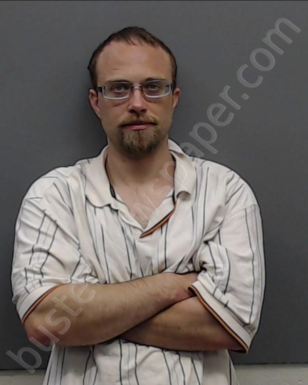 Staddard Raymond Garrett Mugshot Jefferson County - Year of