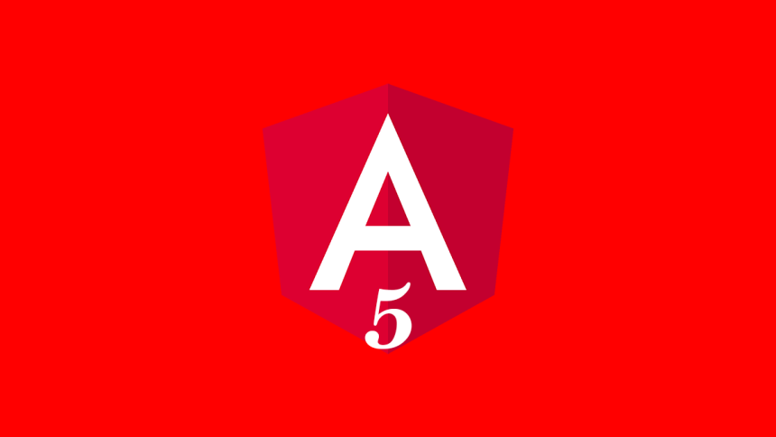 Angular 5 has been released