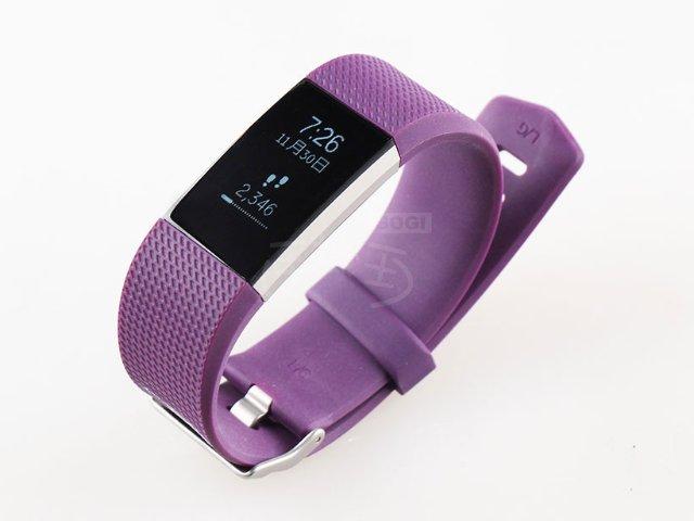 輕鬆管理健康 Fitbit charge 2智慧手環開箱- SOGI手機王