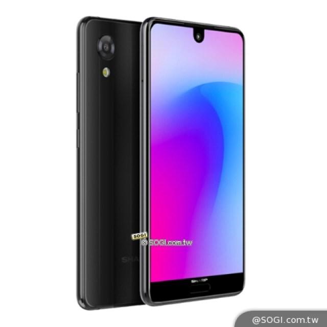 SHARP S3 mini中國開放預購 20MP前鏡頭規格
