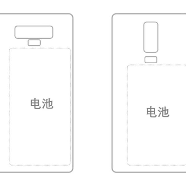 三星Note 9模擬圖5色疑洩 傳新按鍵可一鍵截圖