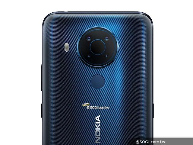 HMD發表Nokia 5.4中階手機 6.39吋挖孔螢幕設計