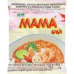 Calories in Mama Oriental Style Instant Noodles Shrimp ...
