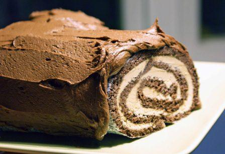 Would You Rather Yule Log vs Gingerbread Cookies  So