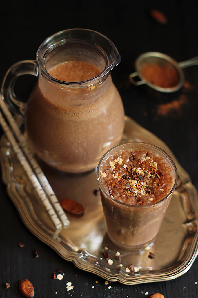 Breakfast Smoothie  the most nutritious way to begin your