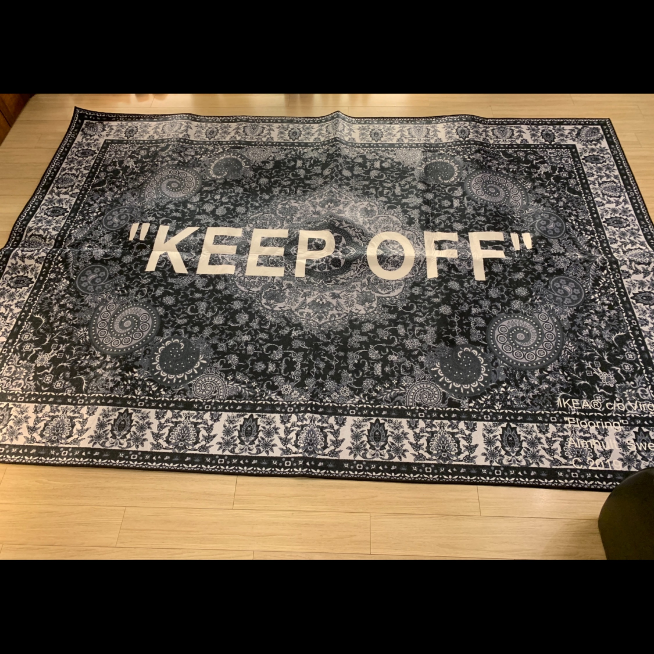 ikea virgil abloh keep off up to 70
