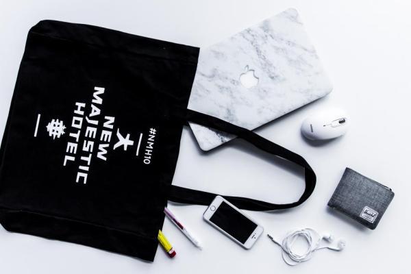 shopper tote bag borsa ecologica ecologia ecosostenibilità