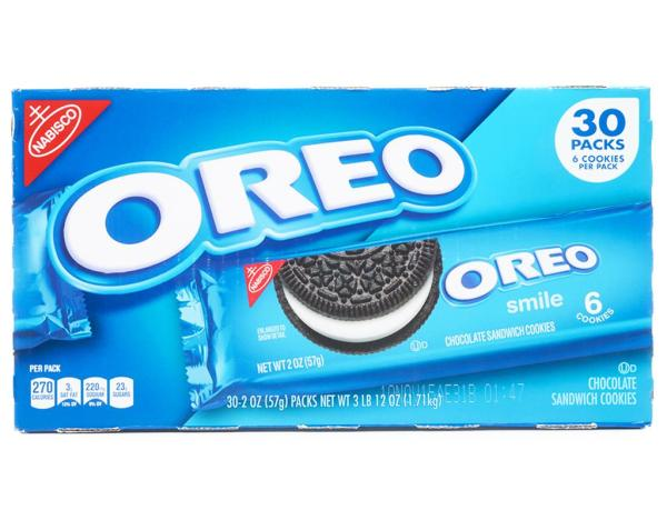 Nabisco Oreo Cookies Wholesale Snacks Grocery Delivery