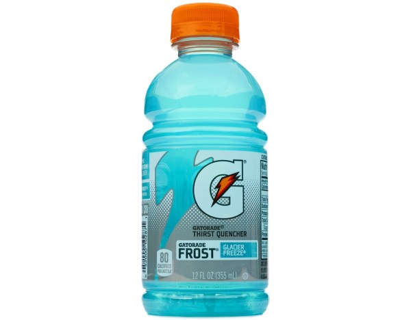 Blue Cherry Gatorade Nutrition Facts - Ftempo