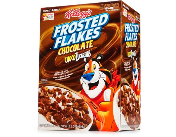 Boxedcom Kellogg39s Chocolate Frosted Flakes 352 oz