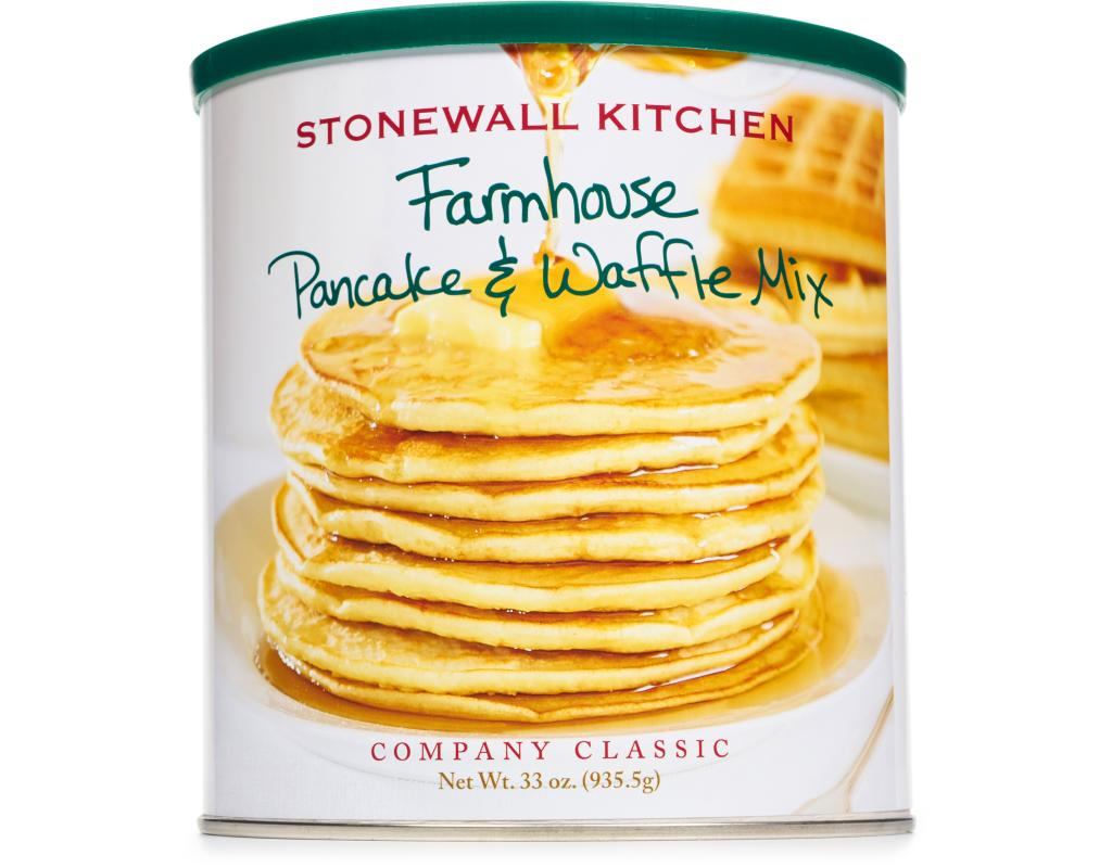 stonewall kitchen free shipping faucet delta pancake 43 waffle mix 33 oz farmhouse