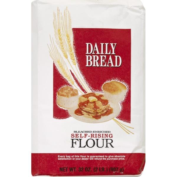 Daily Bread Flour Self-Rising (32 oz) - Instacart