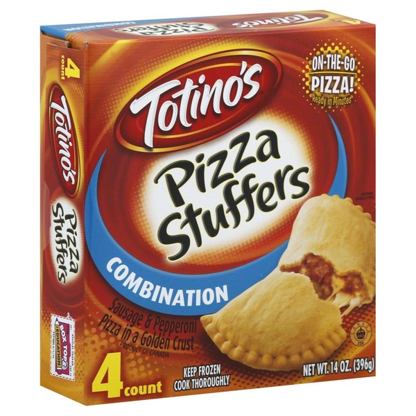 totinos pizza stuffers combination